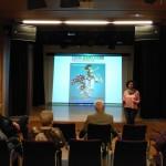 Presentació expo amb Natàlia Anguera