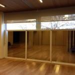 Miralls sala polivalent