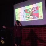 Ona Salvat, concursant del Poetry Slam
