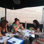 Reunió de treball juliol