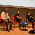 Debat amb Medir Plandolit i Pere Garcia