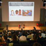 Debat inaugural amb Carme Colomina i Lucía Asué